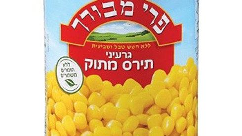 Pri Mevorach Sweet Corn 550 g