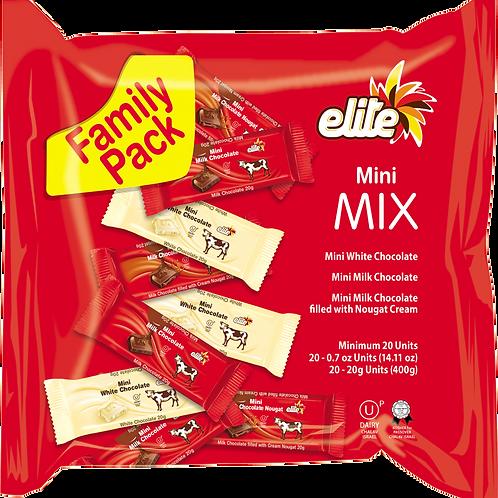 Elite Mini Mix Chocolate 14.1oz