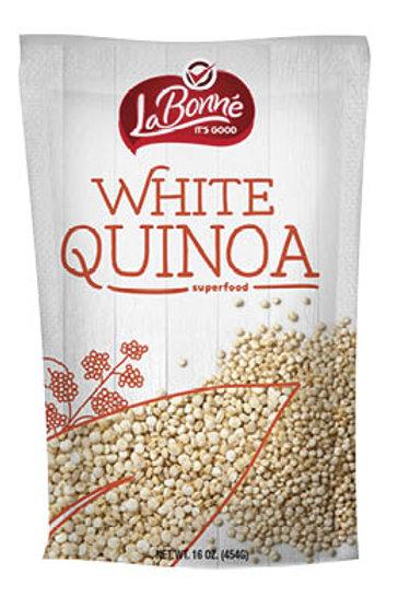 La Bonne White Quinoa (bag) 12 oz.