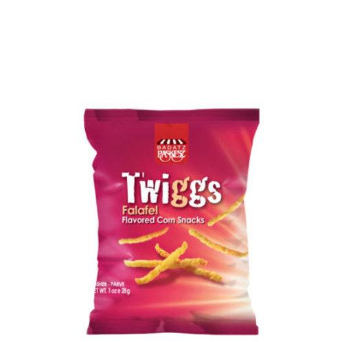 Paskesz Twiggs Falafel Corn Snacks 1oz