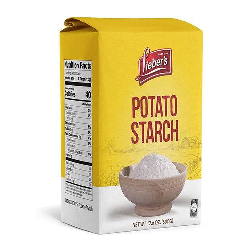 Lieber's Potato Starch 17.6 oz