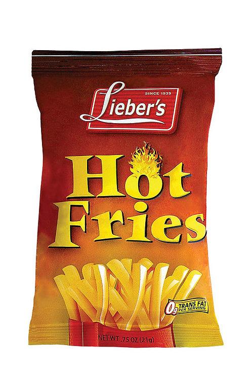 Lieber's Hot Fries 5 oz.