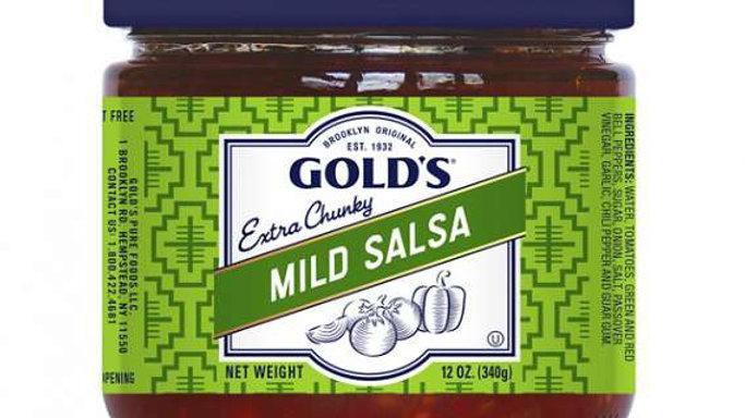 Golds Mild Salsa 12 Oz