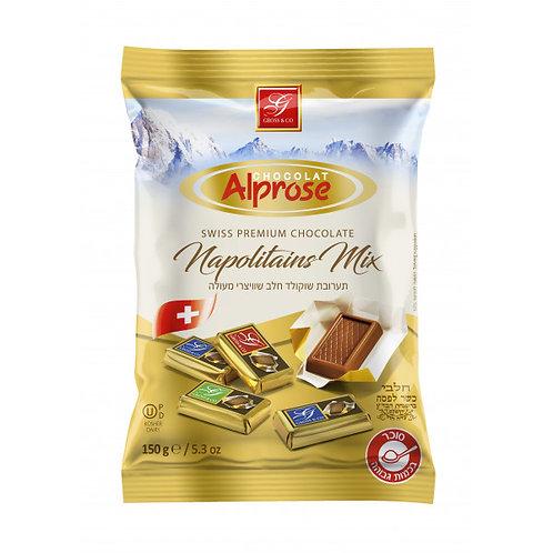Alprose Napolitains Mix 5.3oz