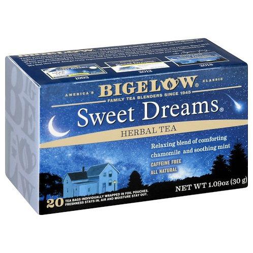 Bigelow Sweet Dreams Tea 20 Ct