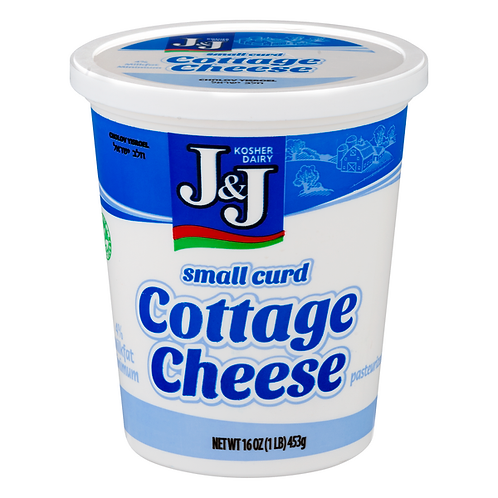 J&J  Cottage Cheese  16oz