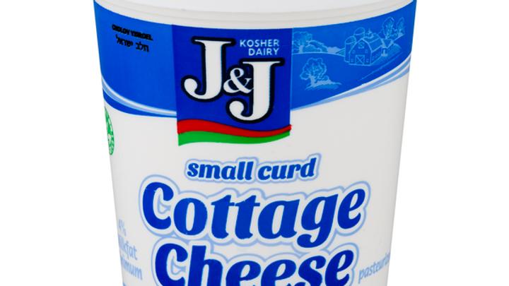 J&J  Cottage Cheese  16oz