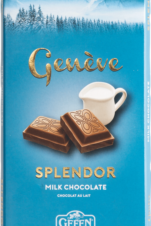 Gefen Geneve Milk Chocolate Bar