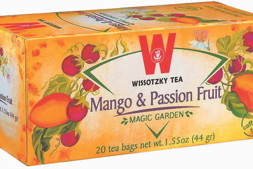 Wissotzky Mango And Passion Fruit