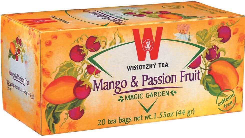 Wissotzky Mango And Passion Fruit