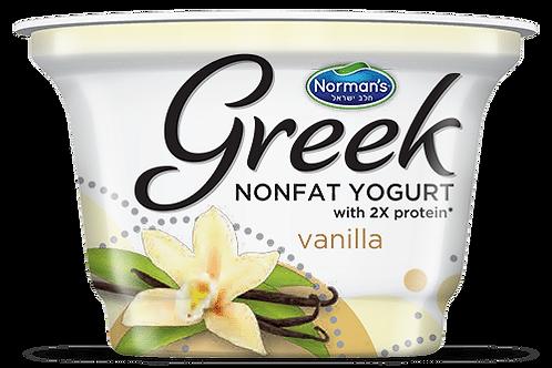 Norman's Greek - Vanilla 6 Oz.