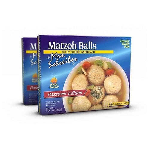 Mrs Schreiber Mrs Schreiber Matzo Balls 26oz