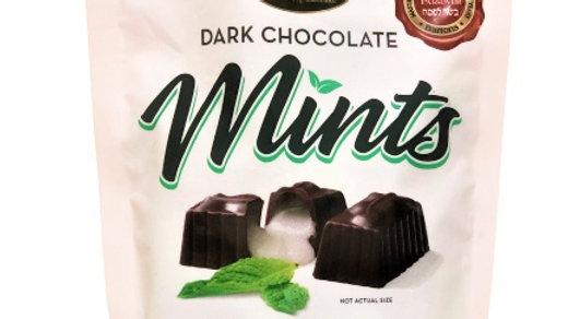 Bartons Dark Choc Mint Creams Pouch Parve 4.5 Oz