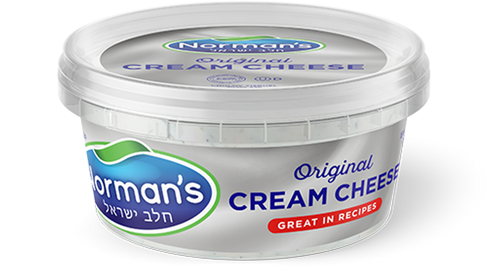 Norman's Whipped Cream Cheese 8 Oz.