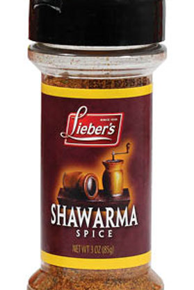 Lieber's Shawarma Spice 3 oz.