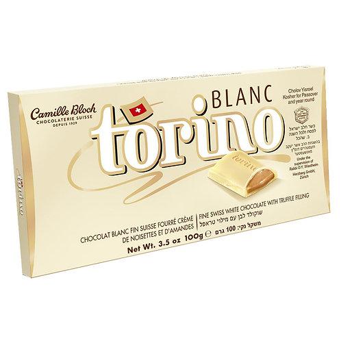 Camille Bloch Torino White w Truffle 3.5oz