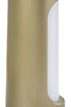 Gold Shabbos Lamp