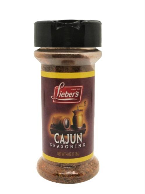 Lieber's Cajun Seasoning 4 oz.