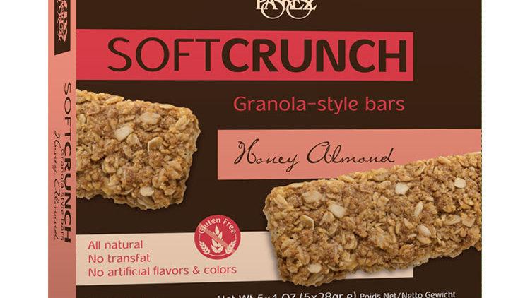 SoftCrunch Granola HONEY&ALMOND 5oz
