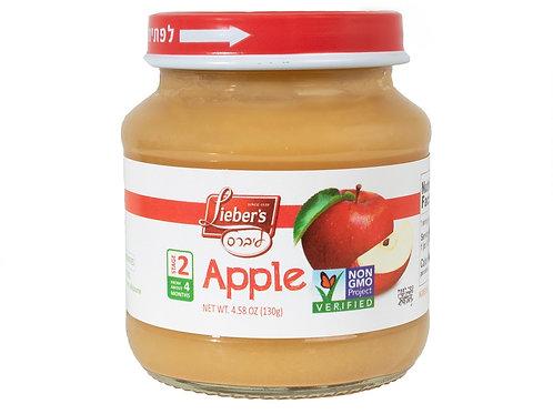Lieber's Apple Sauce 4.6 oz