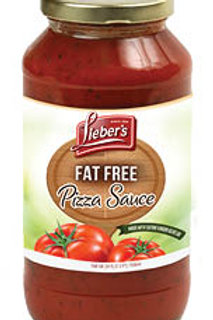 Lieber's Fat Free Pizza Sauce 24 oz.