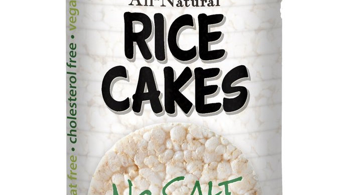 Galil Thin Rice Cakes No-Salt 3.5 oz