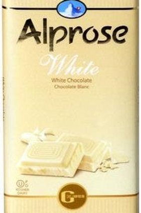 Alprose White Chocolate 3.5oz