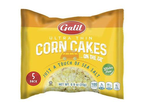 Galil Corn Cakes 2go Sea Salt 0.9 oz
