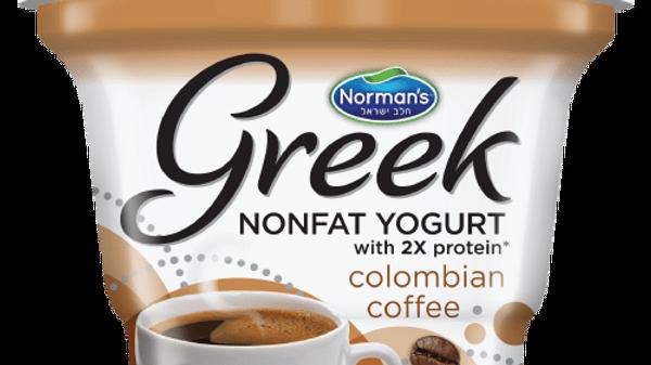 Norman's Greek- Colombian Coffee 6 Oz.