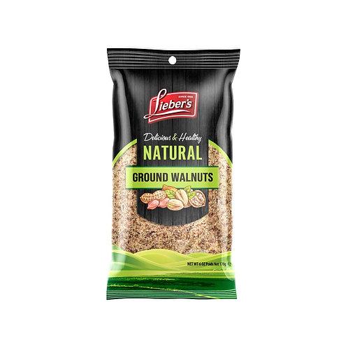 Lieber's Ground Walnuts 6 oz.
