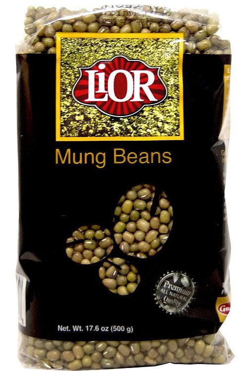 Lior Mung Beans 17.6 oz