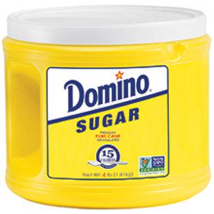 Domino Sugar Container 4lb
