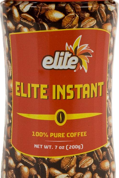 Elite Instant Coffee 7oz