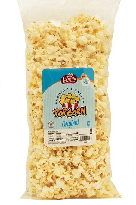 Lieber's La Bonne Plain Pop Corn 4.5 oz.