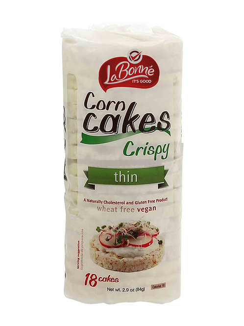 LaBonne Thin Corn Cakes 2.9 oz