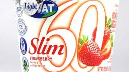 Givat  Strawberry  Slim 60 No Fat 5oz