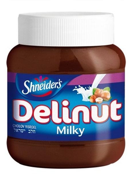 Shneider's Delinut Milk 12.3 oz.
