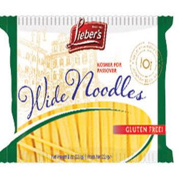 Lieber's Wide Noodles 8 oz.