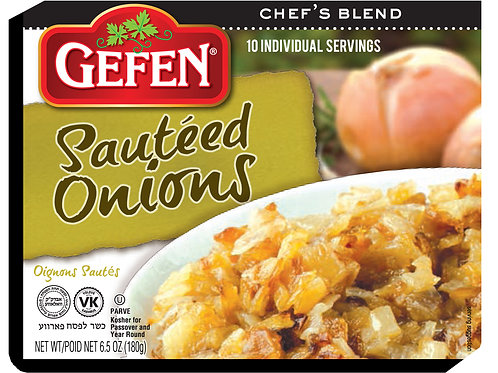 Gefen Sauteed Onion Cubes 6.5oz