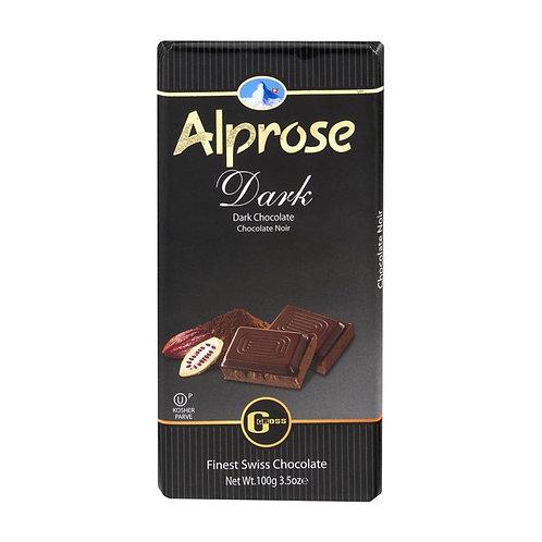 Alprose Dark Chocolate 3.5oz