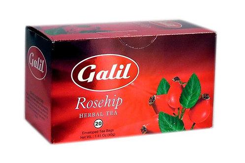 Galil Tea Rosehip 20 pcs