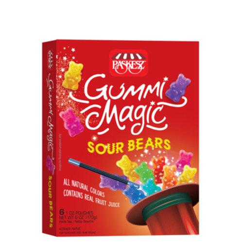Paskesz Candy Magic Sour Bears 6pk