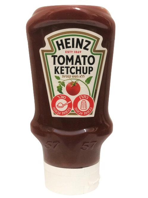 Heinz Passover Ketchup Kitniot 16.2 Oz