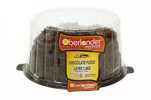 Oberlander's Chocolater Fudge Layer Cake 28oz