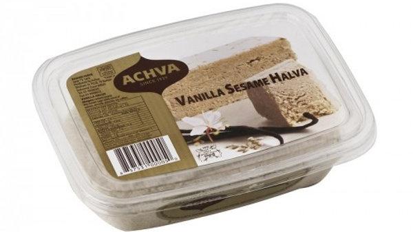 Achva Halva Vanilla 16 oz