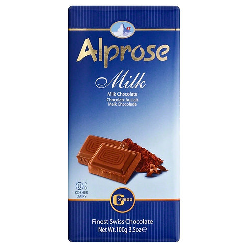 Alprose Milk Chocolate 3.5oz