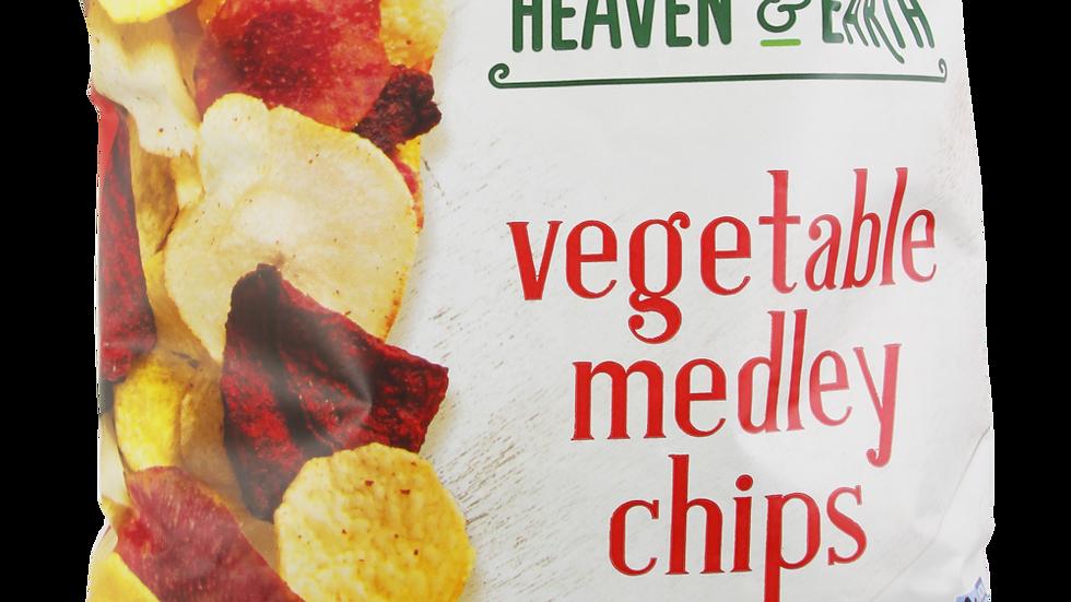 H&E Veggie Chips 5oz