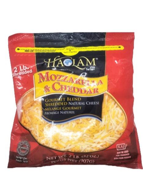 Haolam Mozzarella&Cheddar 2lb