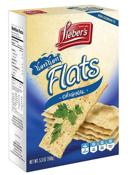 Lieber's Flat Crackers (Original) 7.05 oz.