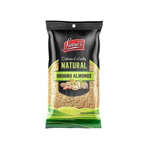 Lieber's Ground Almonds 6 oz.
